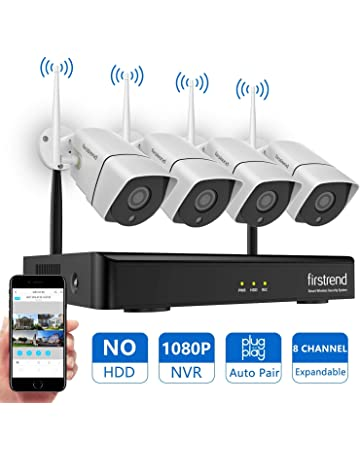 Amazon.com  Surveillance Systems  Electronics  Remote Home ... 9fafebe129