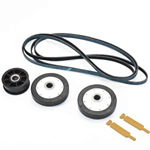 Supplying Demand 40111201 Y54414 37001042 37001298 Clothes Dryer Repair Kit