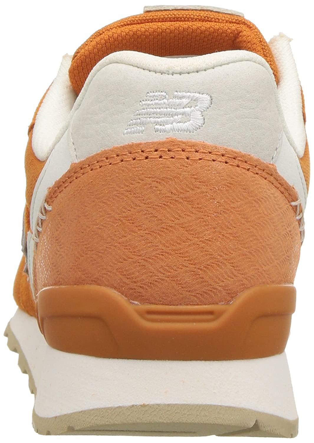 New Balance B0751TKFCH Women's 696 v1 Sneaker B0751TKFCH Balance 10 B(M) US|Vintage Orange/Sea Salt 257cbc