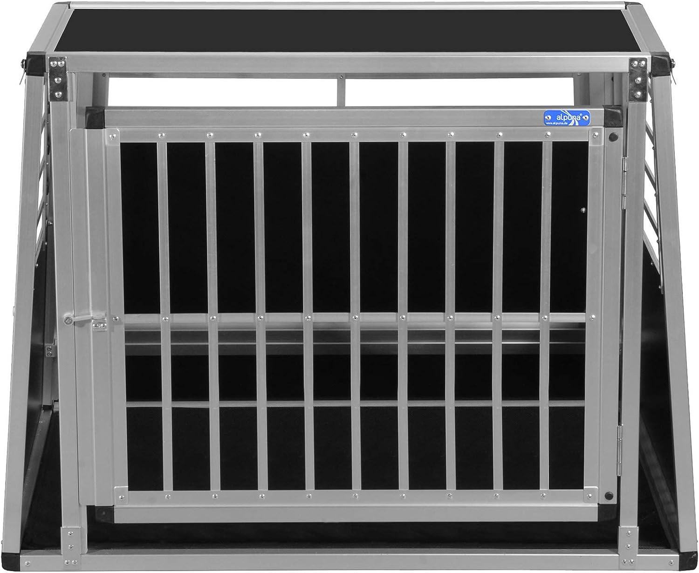 Alpuna Transportbox N37 70x99x75 5cm Notausstieg Haustier