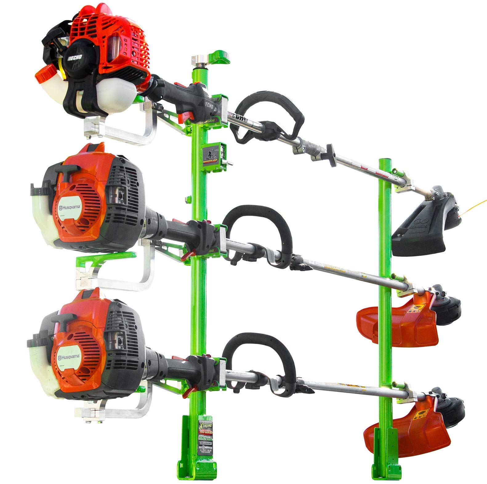 Green Touch Industries Xtreme Pro Series Version 3 Three Position Trimmer Rack, Item#: XB103