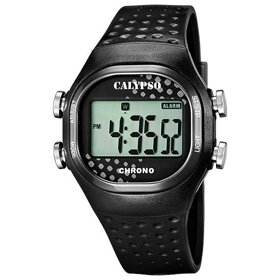 Calypso UK5623/8 - Reloj de pulsera para mujer color negro: Calypso: Amazon.es: Relojes