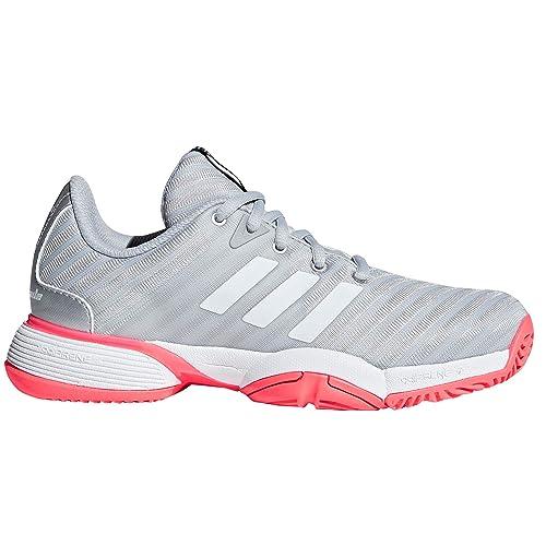 Adidas Barricade 2018 Xj, Zapatillas de Tenis Unisex Adulto, 000, 38 2/3 EU: Amazon.es: Zapatos y complementos
