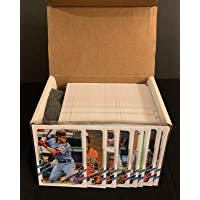 2021 Topps Baseball Card Series 1 Complete Set 330 Cards photo