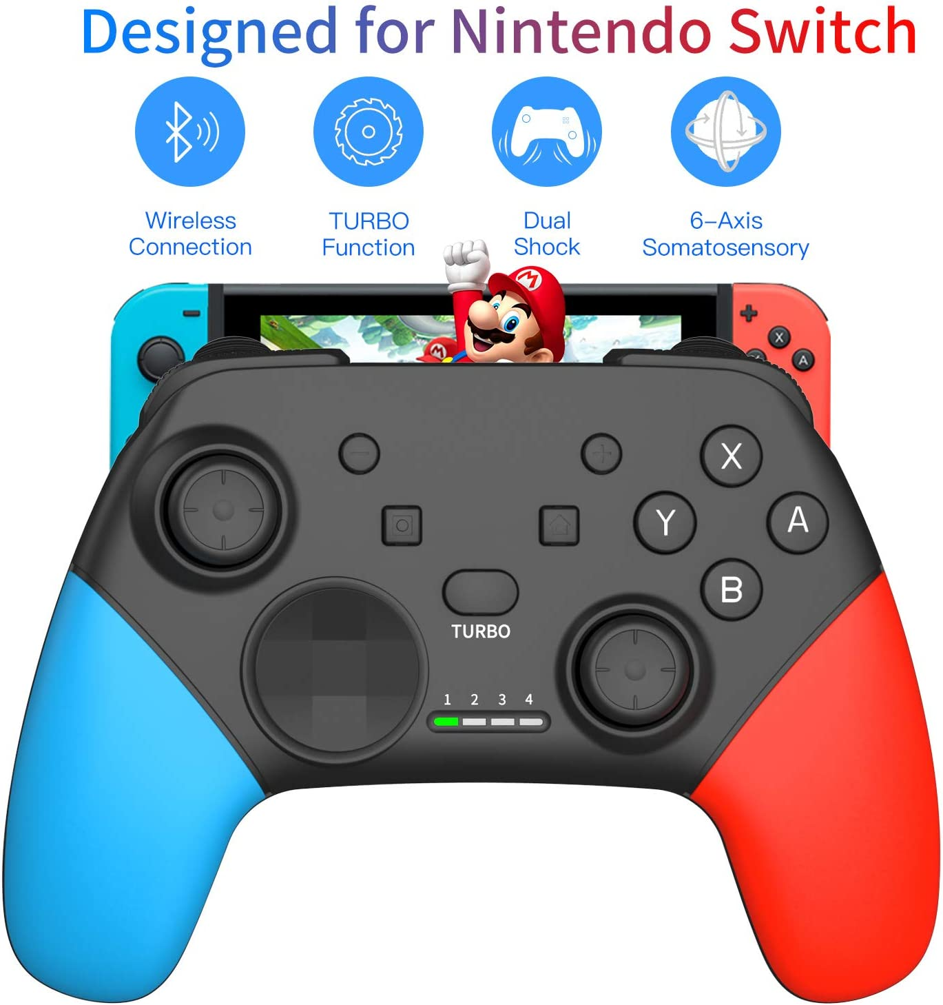 Amazon Promo Code 2020 for Wireless Switch Controller for Nintendo