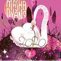 Masha d'Yans 2020 Wall Calendar