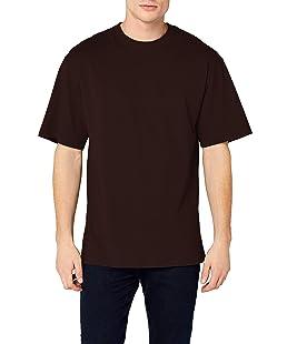 Urban Classics Herren T-Shirt Tall Tee, Farbe brown, Größe 4XL