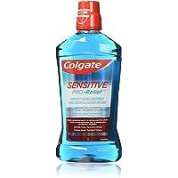Colgate Sensitive Pro Relief Soothing Fresh Mint Alcohol Free Mouthwash, 1 L