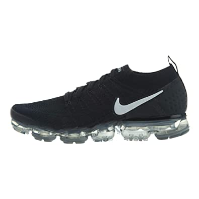 d4980168a530c Nike Women's Air Vapormax Flyknit 2 Black/White-Dark Grey 942843-001 (Size:  11)