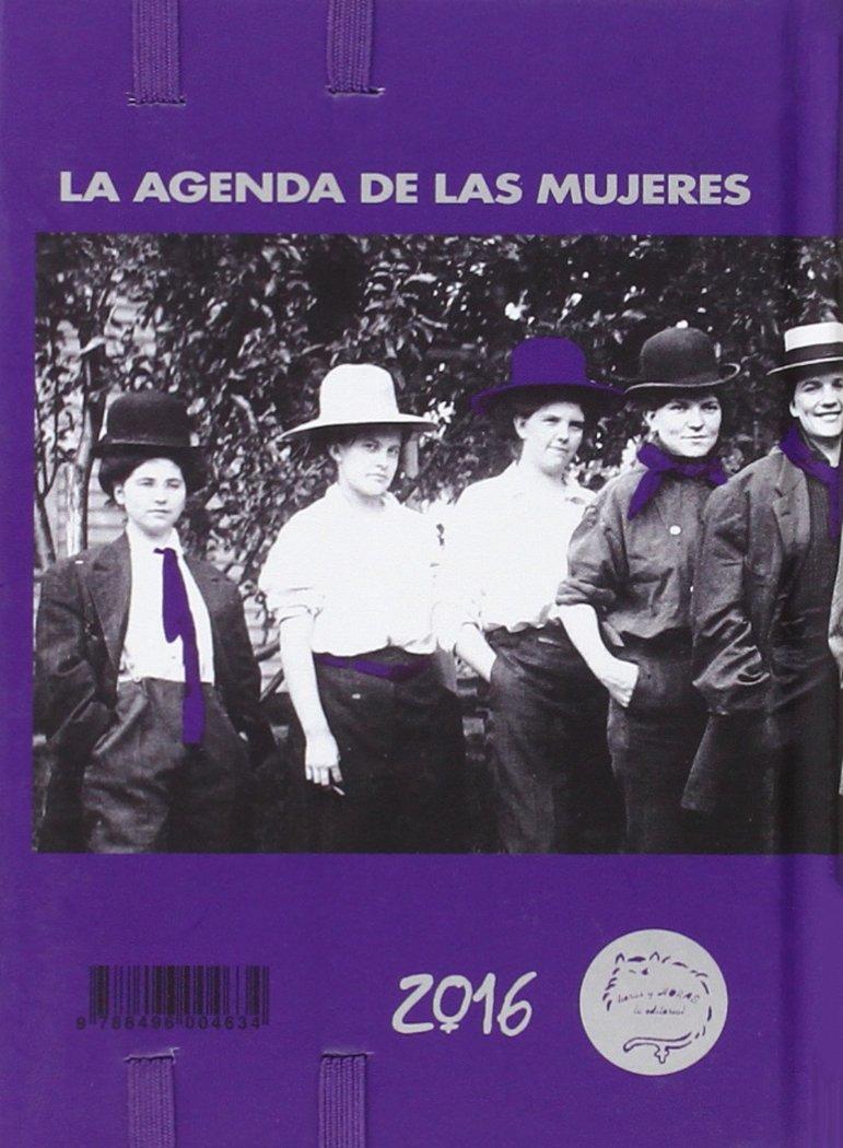Agenda De Las Mujeres Transgresoras 2016: Amazon.es: Vv.Aa ...