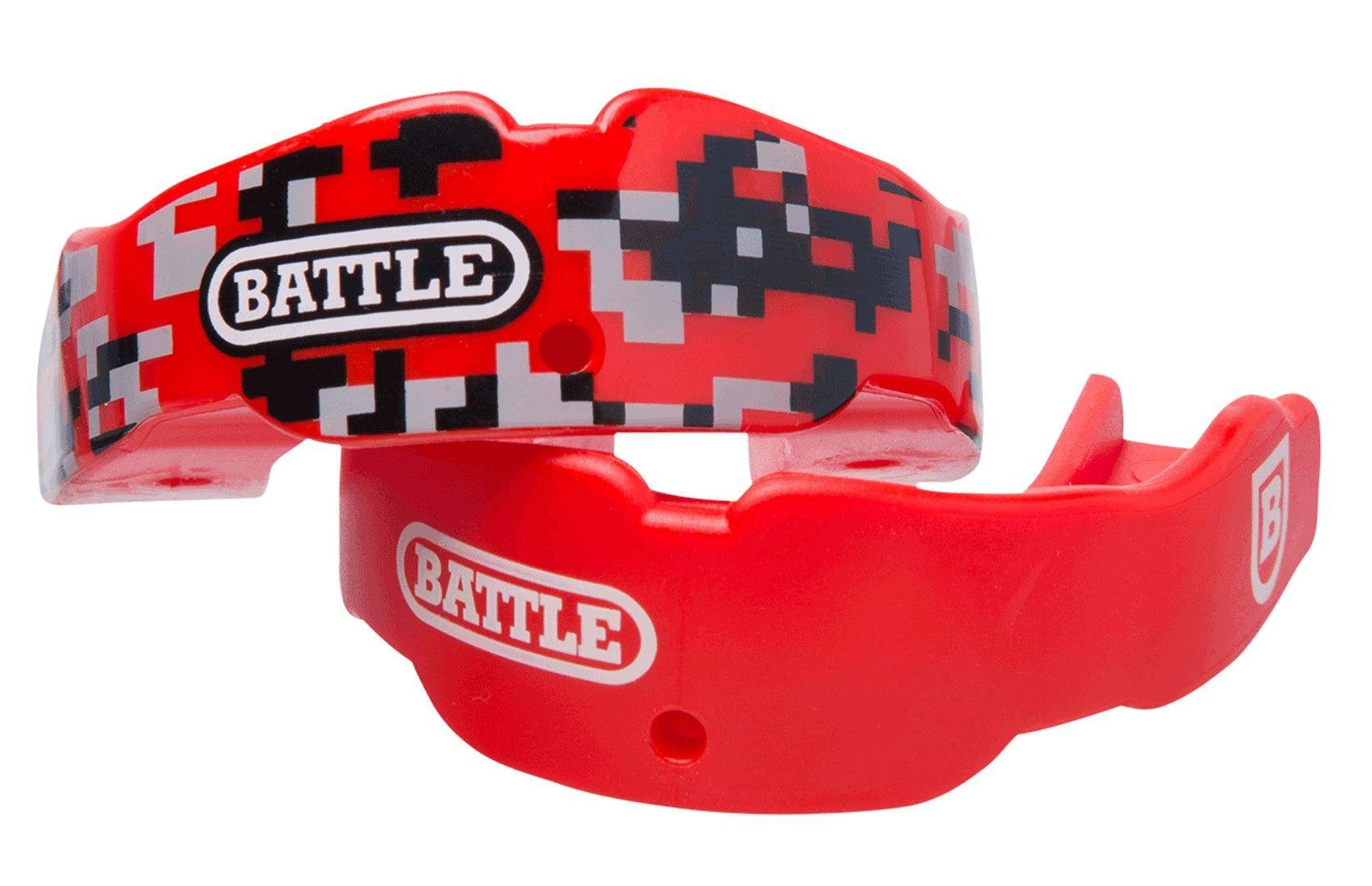 Battle 2 Pack Camo Mouthguard