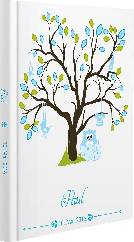 Personalisiertes Gästebuch Zur Taufe Patengeschenk