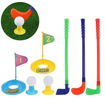TOYMYTOY Plástico Golf Set juguete juego