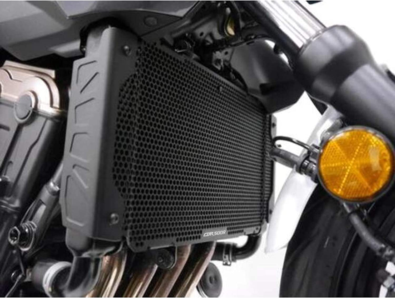 CBR500R Motorcycle Aluminum Radiator Grille Guard Cover for Honda CBR500R 2016-2020
