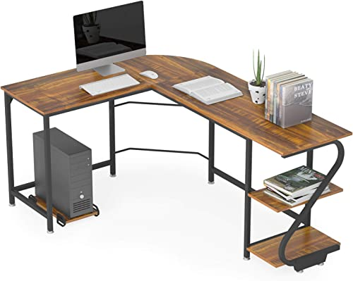 Weehom Reversible L Shaped Computer Desk