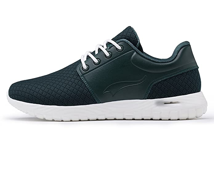 Amazon.com   Fashion-Lover Men Sports Shoes Running Breathable mesh Lightweight Lace-up Outdoor Walking Trekking Sneakers   Fashion Sneakers