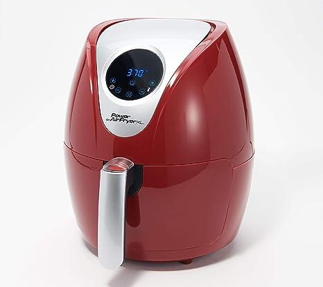 Amazon.com: Power XL K49235 - Freidora de aire digital (1200 ...