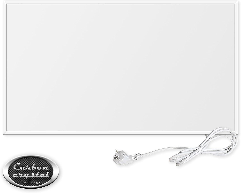 Viesta F450Panel Radiador de infrarrojos Calefacción ultradelgado Blanco de 450W