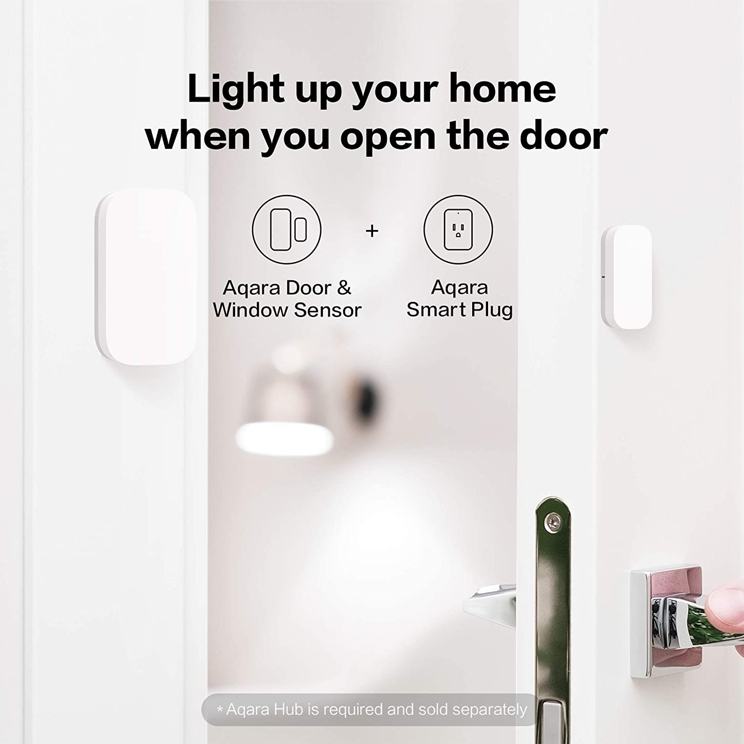 Aqara Smart Plug Scheduling and Voice Control capabilities Works with Alexa and Apple HomeKit Compatible Google Assistant with Energy Monitoring Requires Aqara Hub Overload Protection