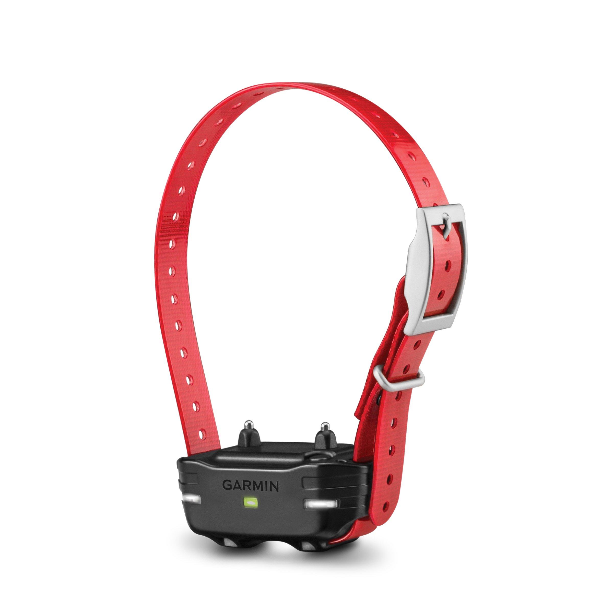 Garmin PT10 Dog Device Red Collar (Pro 70/Pro 550) by Garmin