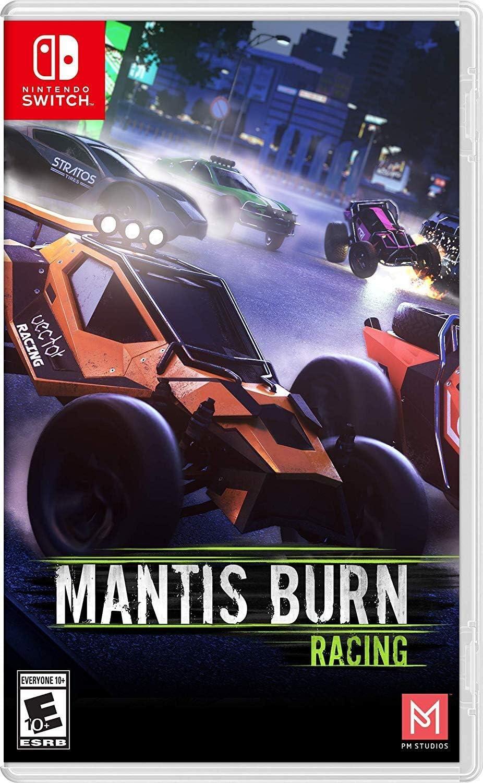 Amazon.com: Mantis Burn Racing - Nintendo Switch: Sega ...