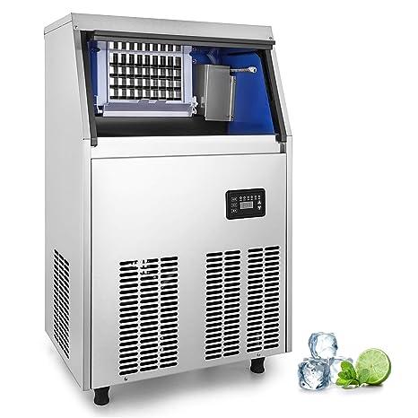 Maquina de hielo comercial de la Capacidad de 50kg Máquina de ...