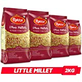 Manna Little Millet 2kg (Kutki / Samai / Same / Samulu)