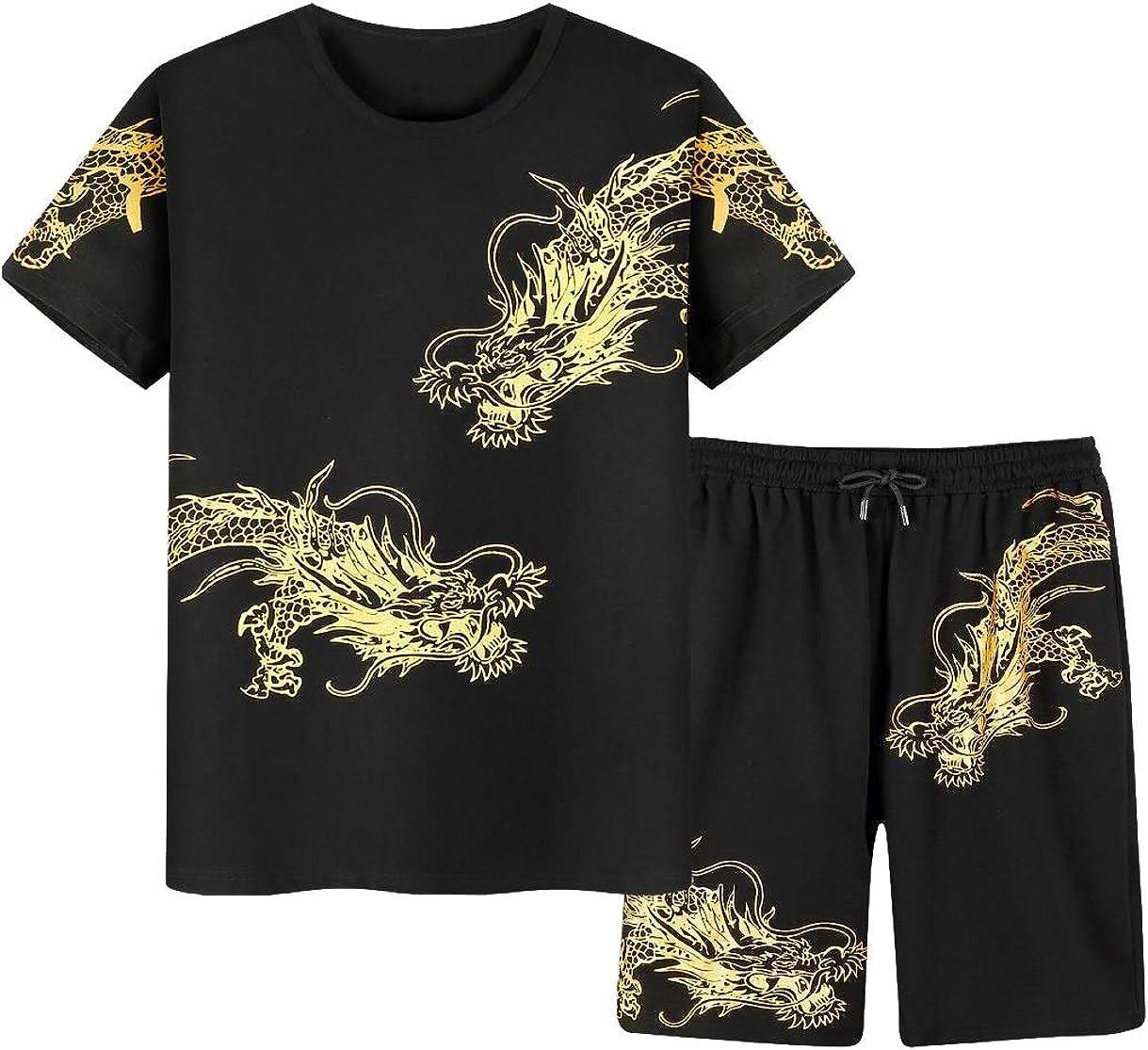 Aooword-men clothes Pantalones cortos a media pierna estilo ...