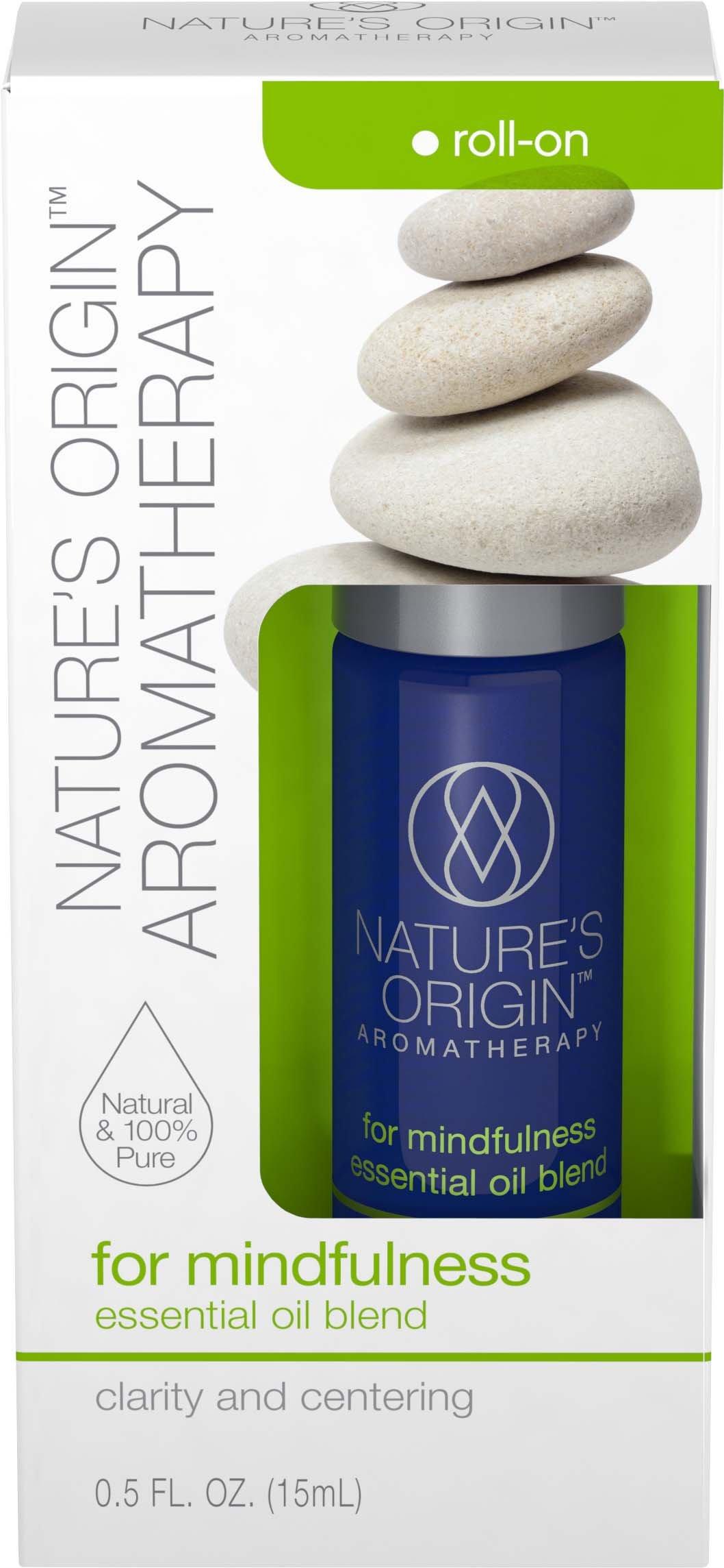 Nature S Origin Aromatherapy Roll On