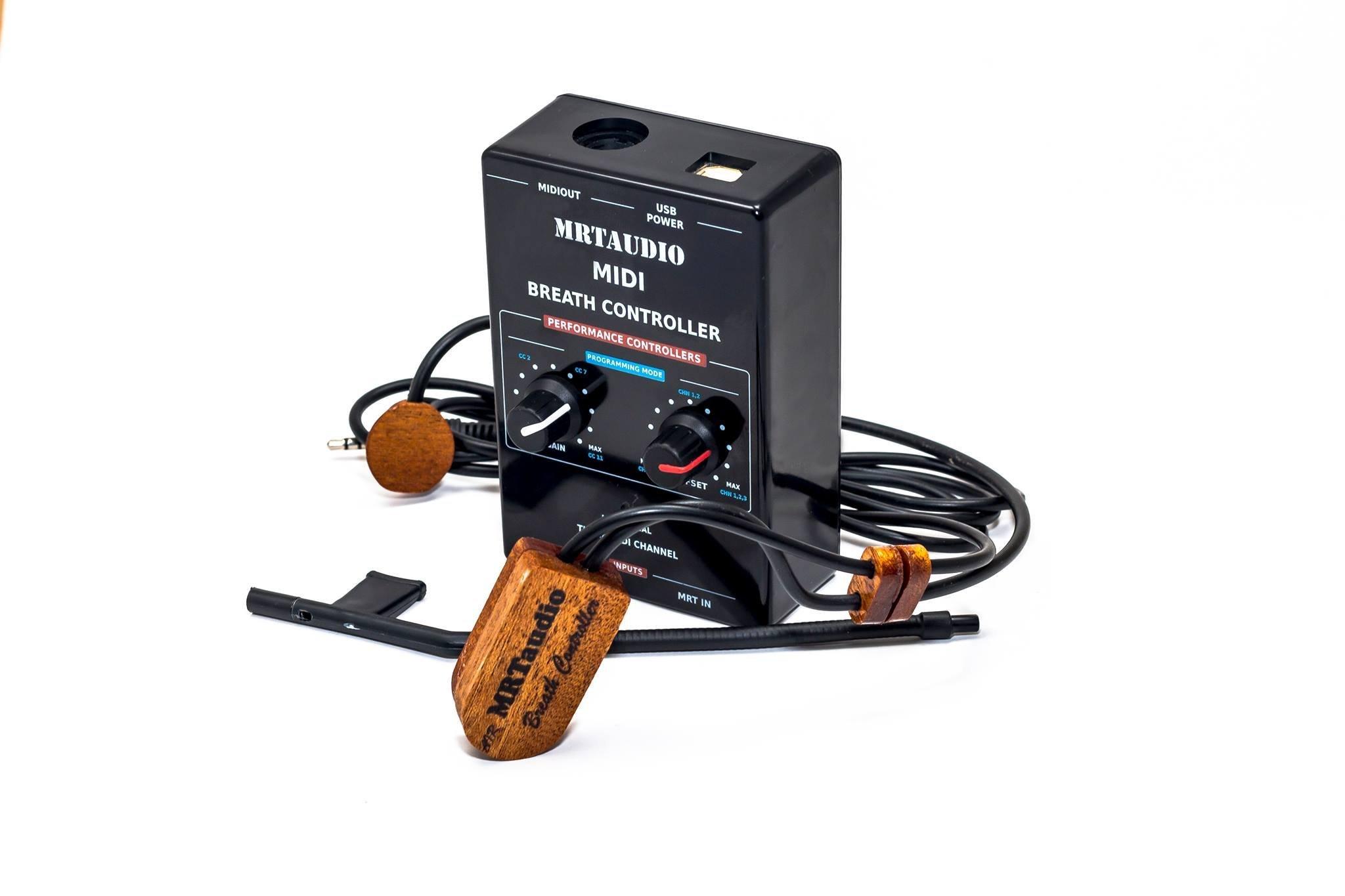 Mrtaudio Midi Breath Controller v2 for Yamaha bc3a by Mrtaudio (Image #9)