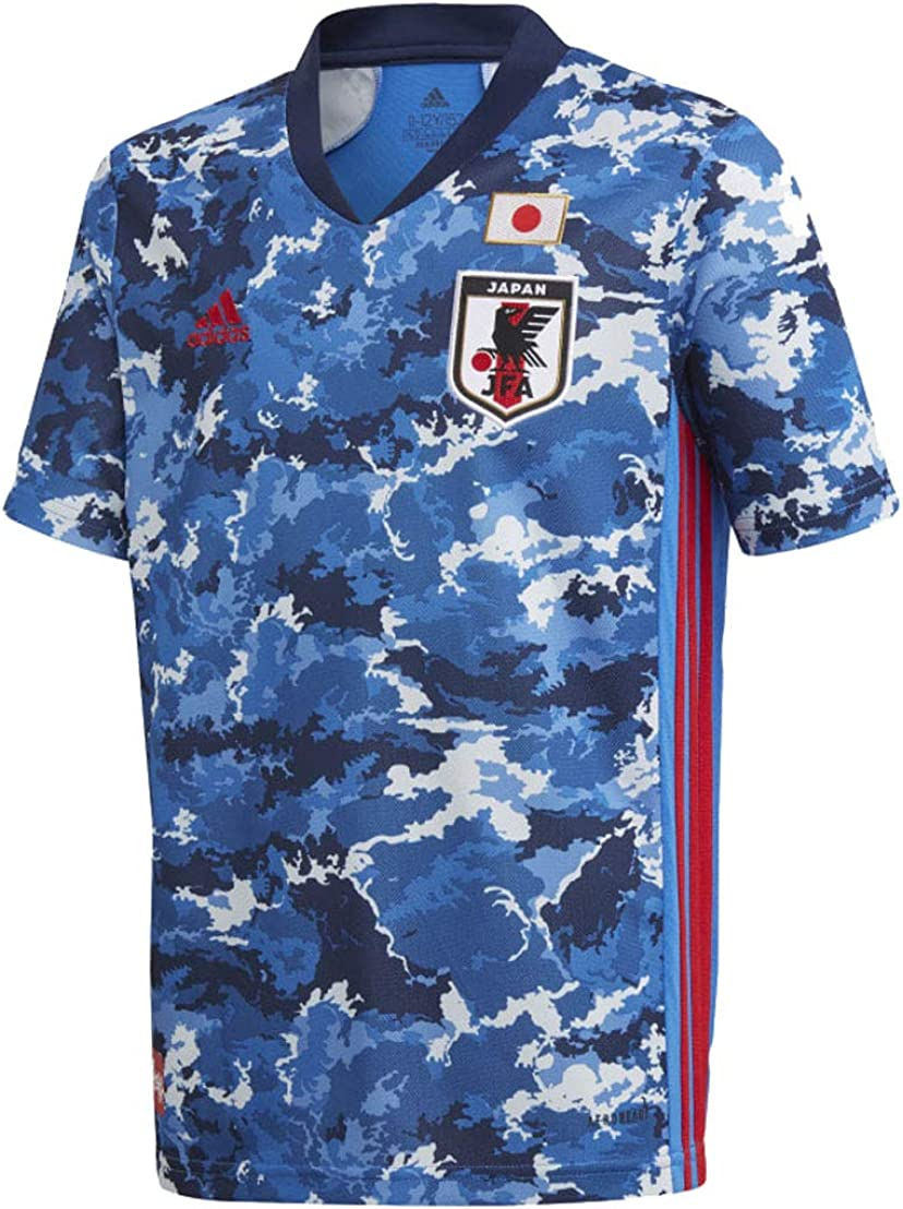 adidas Youth Japan Home Soccer Jersey 2020