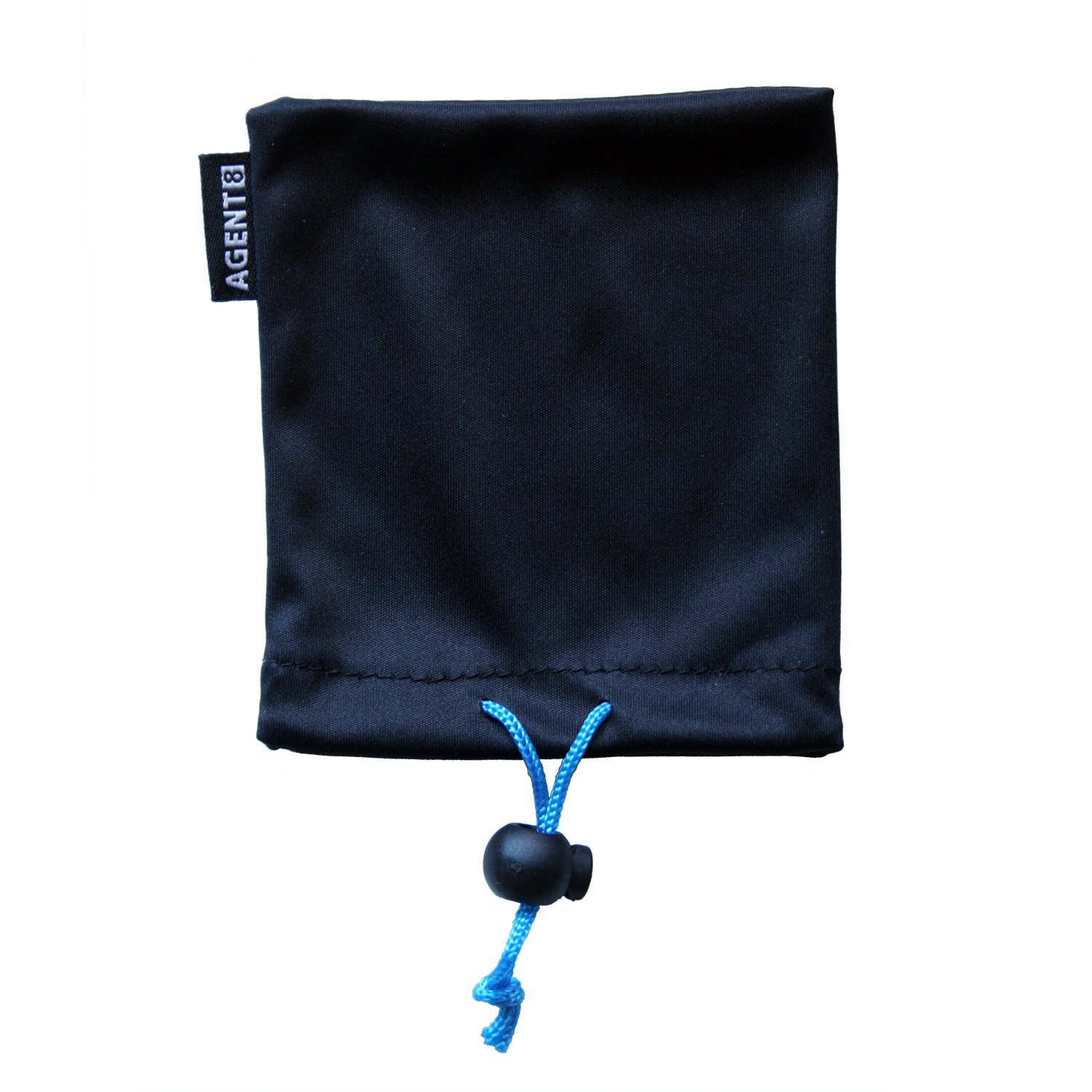 AGENT 8 Microfiber Soft Cleaning & Protective Storage Pouch for GoPro Hero [6, 5, 4, 3+, 3, 2, 1]