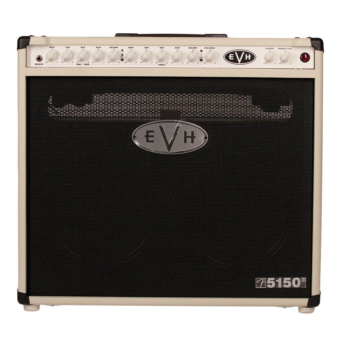 EVH 5150III 2x12-Inch 120v 50-watt Tube Combo Amplifier - Ivory