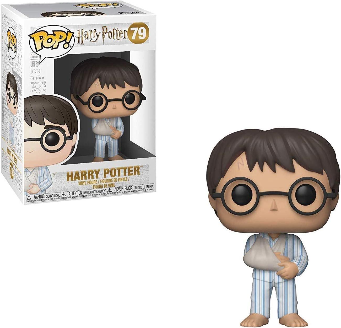 Harry Potter  Funko  Pop Movies Vinile Figura Nick Quasi Senza Testa 9 Cm