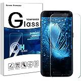 Galaxy S7 Vetro Temperato ,Pomisty Samsung S7 Pellicola Protettiva Screen Protector film,9H Durezza ultra resistente per Samsung Galaxy S7