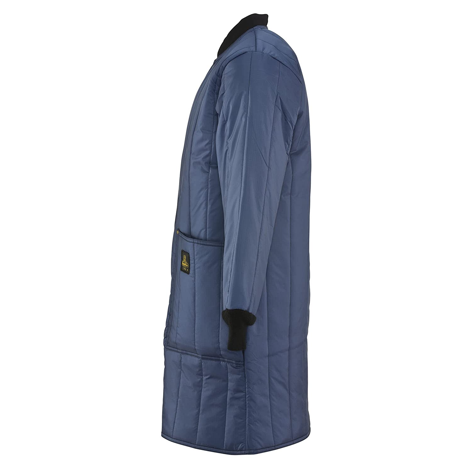 RefrigiWear Mens Insulated Cooler Wear Frock Liner Workwear Coat 0534R