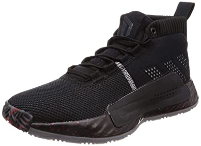 new style 13f15 6d0df Adidas - Chaussure de Basketball adidas Dame 5 Peoples Champ Noir pour  homme Pointure - 44