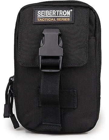 VERDE CORDURA Bag con cinturino /& Custodia da carne Falconeria Sacchetto Sacchetto di caccia