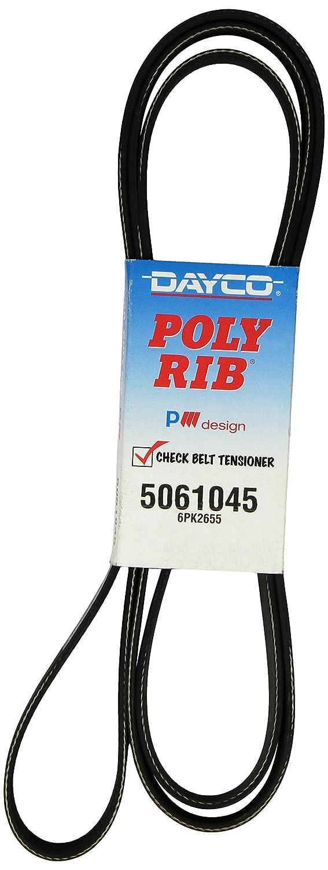 Dayco 5061045 Serpentine Belt