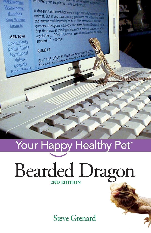 Bearded Dragon: Your Happy Healthy Pet PDF