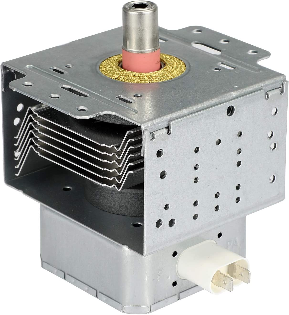 BlueCatELE 2M319 Microwave Magnetron Compatible for GE WB27X11211 and Midea Haier Galanz Microwave
