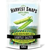 Calbee Snack Salad Snapea Crisps Lightly Salted (Original), 3.3oz(Pack of 12)