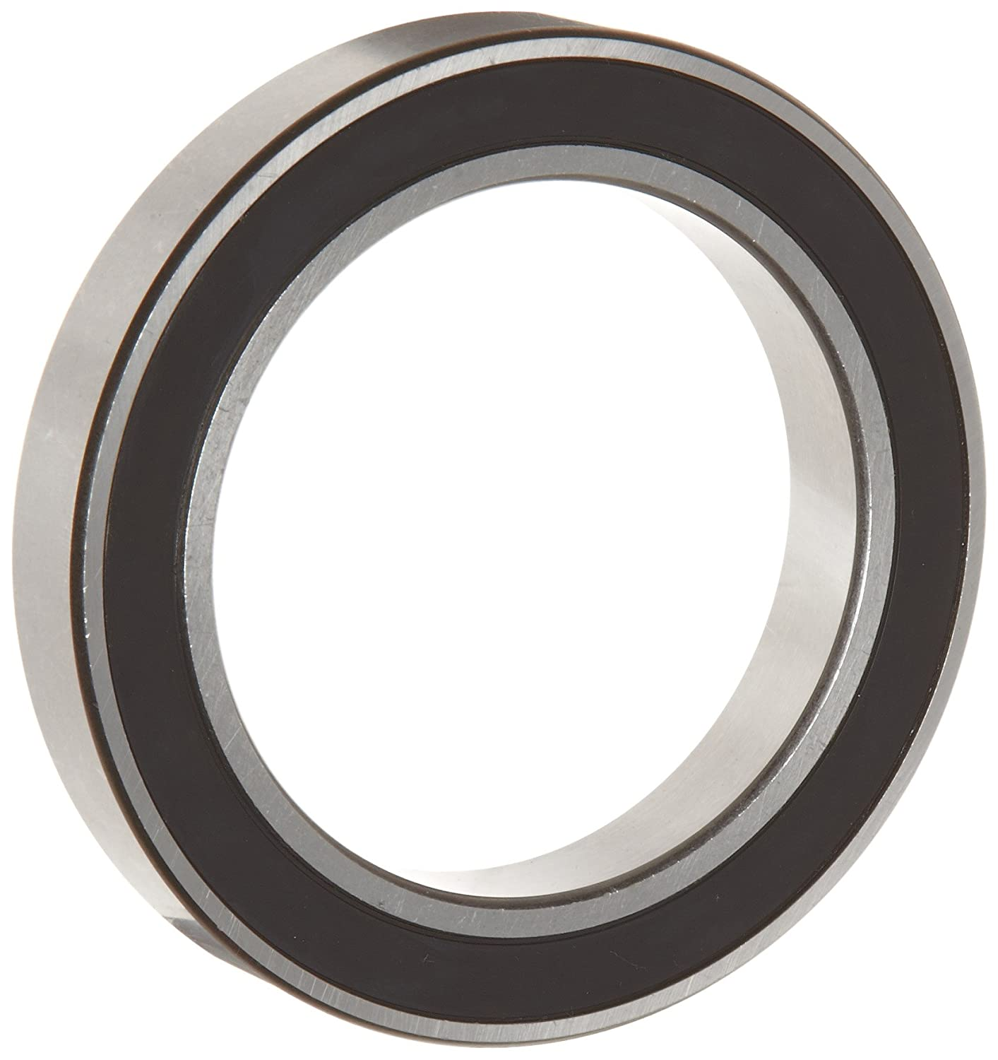 WJB 6904-2RS Deep Groove Ball Bearing, Double Sealed, Metric, 20mm ID, 37mm OD, 9mm Width, 1430lbf Dynamic Load Capacity, 825lbf Static Load Capacity
