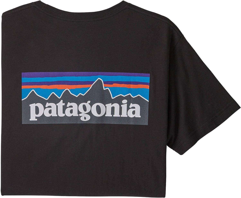 Patagonia Ms P-6 Logo Organic T-Shirt Camiseta Hombre