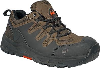 HOSS Boots Mens Eric Lo Aluminum Toe EH