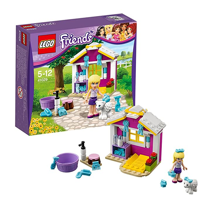 LEGO Friends Stephanies New Born Lamb 41029