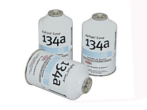 DuPont Refrigerant Cans<br />