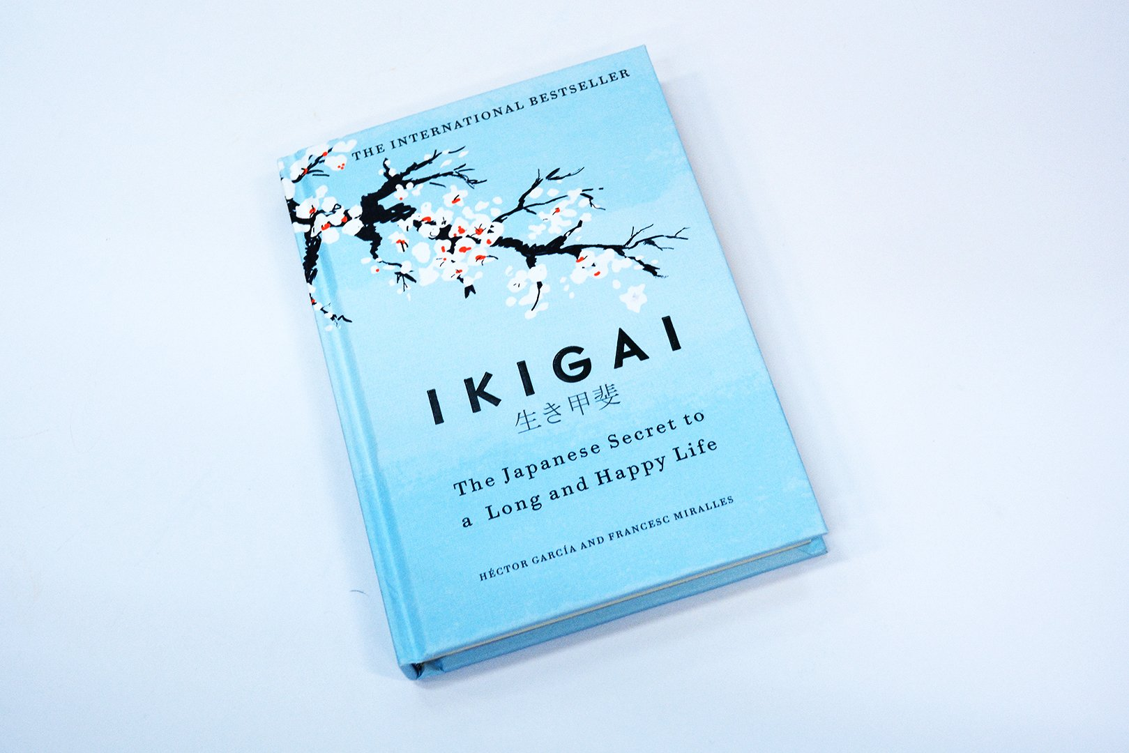 Ikigai: The Japanese Secret To A Happy Life And One of The Best Audiobooks