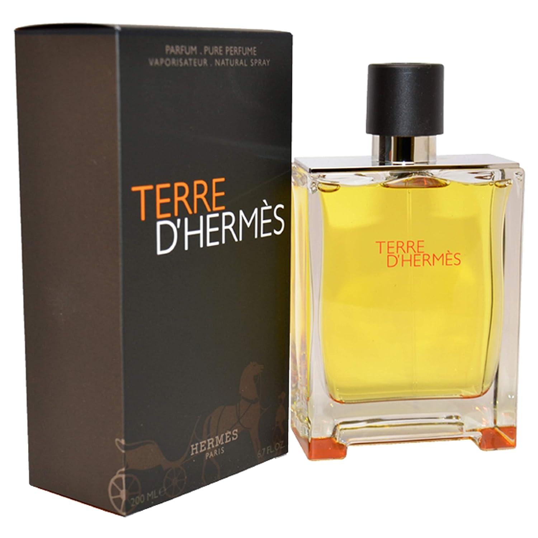 Hermes Terre Dhermes Eau De Parfum Pure Perfume 75ml Amazoncouk