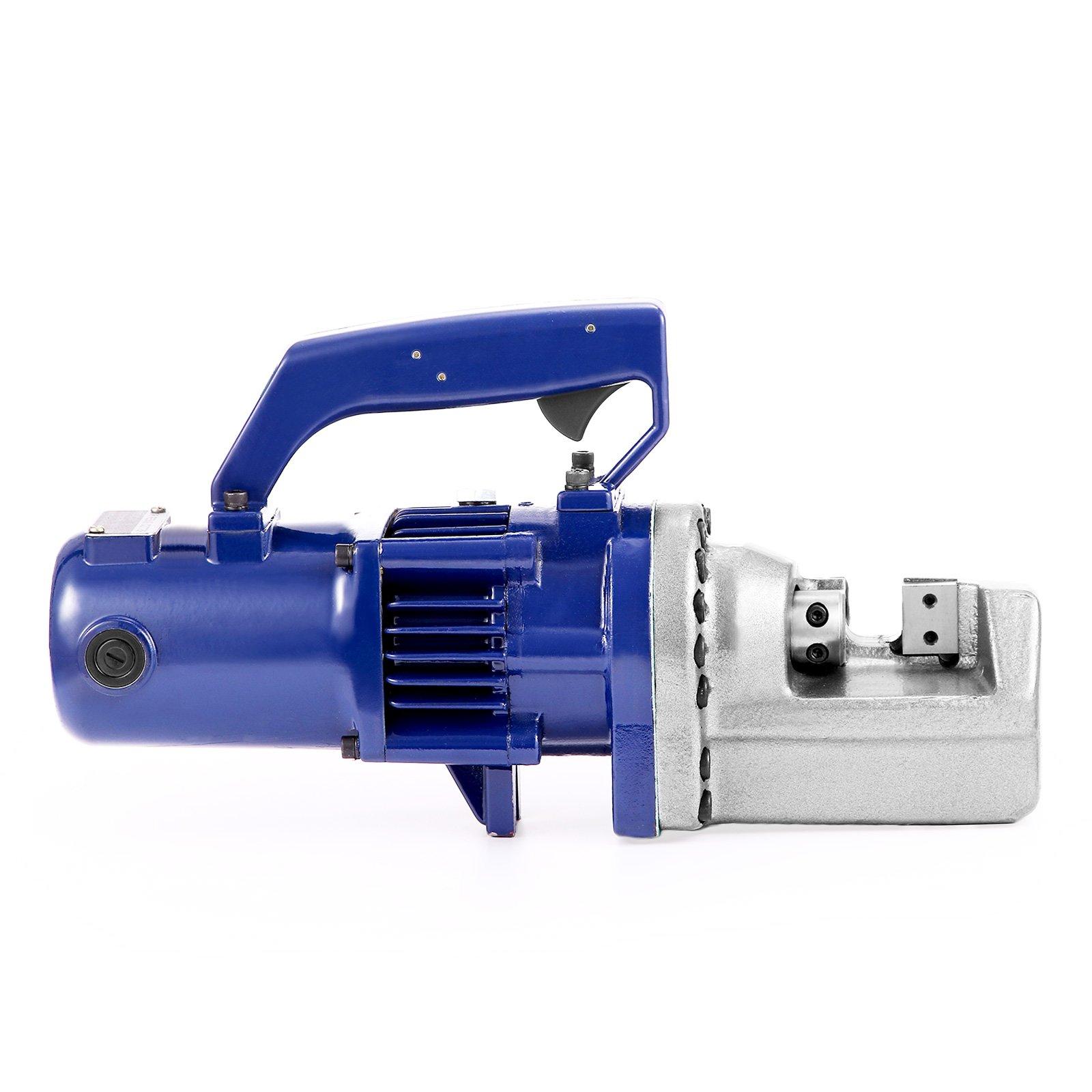 BestEquip Electric Rebar Cutter 7/8'' #7 1350W Hydraulic Rebar Cutter 3.5-4.5 Seconds Cutting Speed Portable Rebar Cutter (7/8 inch)